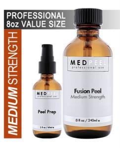 Fusion Peel (pH1,9) новинка / Пилинг Фьюжн (комплекс кислот: ТСА, гликолевая, резорциновая, молочная, салициловая)